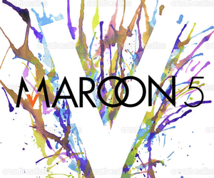 maroon 5 and v image