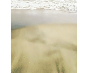 beach, day, and feet image