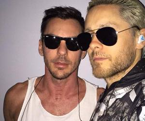 jared leto, shannon leto, and leto brothers image