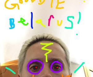thirty seconds to mars, jared leto snapchat, and love lust tour image