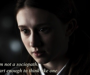 quote and taissa farmiga image