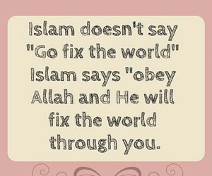 faith, islam, and quotes image