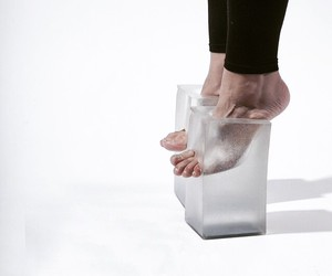 ice and shoes image