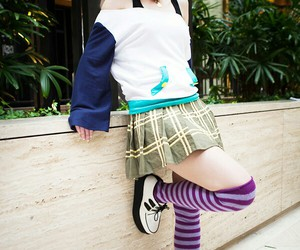 anime, rosario vampire, and cosplay image