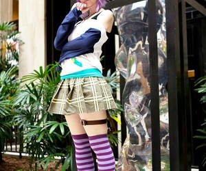 cosplay, mizore shirayuki, and manga image
