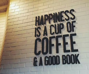books, coffee, and dope image