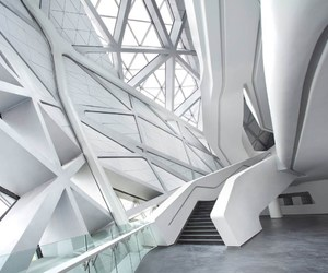 architecture and zaha hadid image