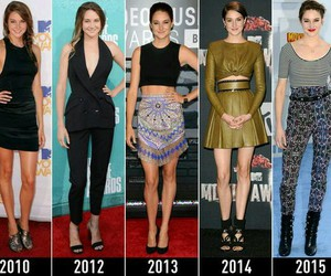 fashion, years, and divergente image