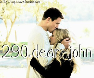 dear john, movie, and movies image