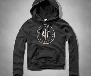 hoodie and abercrombie & fitch image