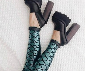 cool, shoes, and siren image