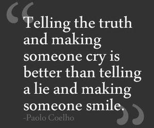 quote and truth image