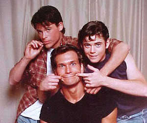 the outsiders, ponyboy, and darry image