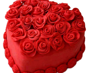 cakes for valentines day image