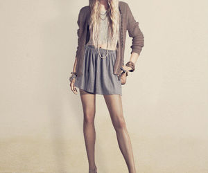 blonde, clothes, and design image
