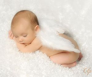 baby, sweet, and love image