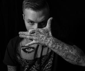 rap, tattoo, and kontrak image