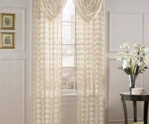 grommet curtains, kitchen curtains, and swag curtains image