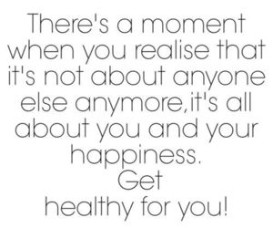 healthy, quote, and fitness image