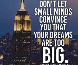 ambition, inspiration, and motivation image