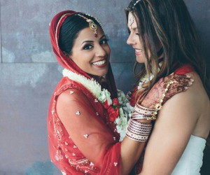 indian, wedding, and love image