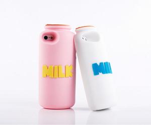 aesthetic, kawaii, and milk image