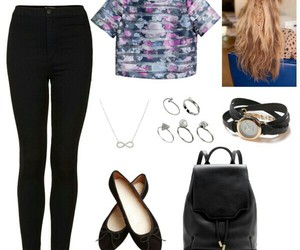 casual, outfits, and Polyvore image