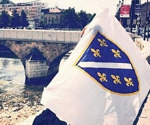 Bosnia and love image