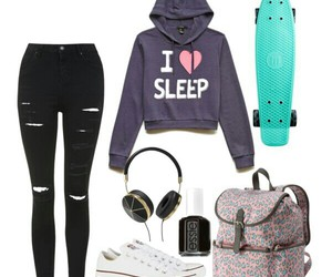 comfy, lazy day, and outfits image