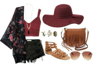 music festival, outfits, and coachella image