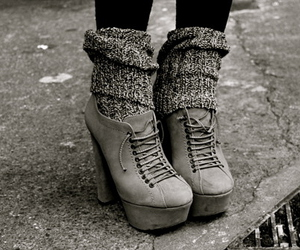 fashion, outfit, and socks image