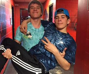 hayes grier and alex lee image