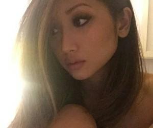 actress, asian, and song image