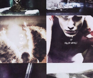 the mortal instruments, city of bones, and city of glass image