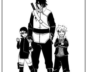 anime, sasusaku, and naruhina image