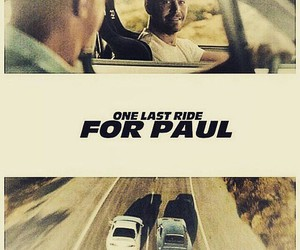 paul walker and furious image