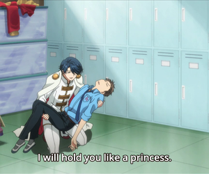anime, funny, and princess image