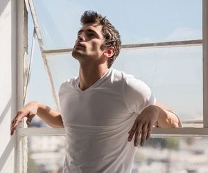 Sean O'Pry, boy, and model image