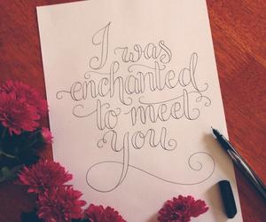 drawing, enchanted, and Taylor Swift image
