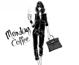 coffee and illustration image