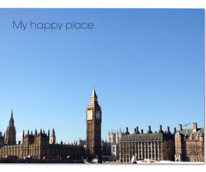 london and my happy place image