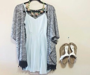 outfit, clothes, and dress image