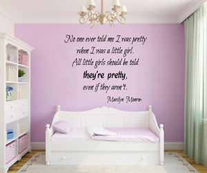 home decor, Marilyn Monroe, and wall decals image