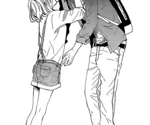 manga, kiss, and suki ni naranai yo senpai image