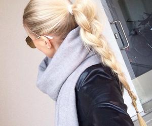 braid, fashion, and style image