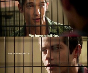 boy, funny, and teen wolf image
