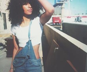 black women, black girls, and black ladies image