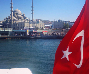 istanbul, summer, and turkey image