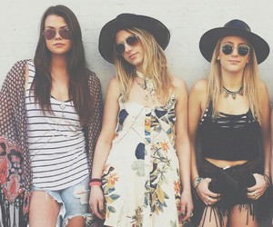fashion, hair, and weheartit image