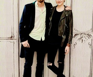 otp, theo james, and Shailene Woodley image